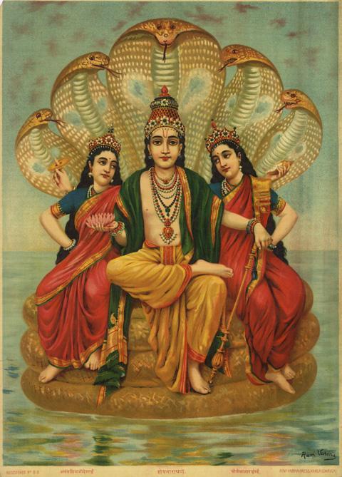 ஓவியம் : ராஜா ரவிவர்மா