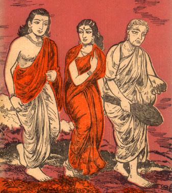 kovalan kannaki and kavundhi