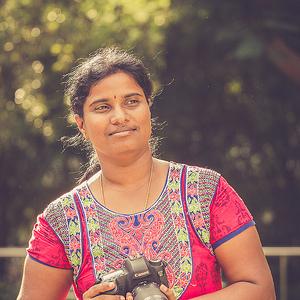அமுதா ஹரிஹரன்