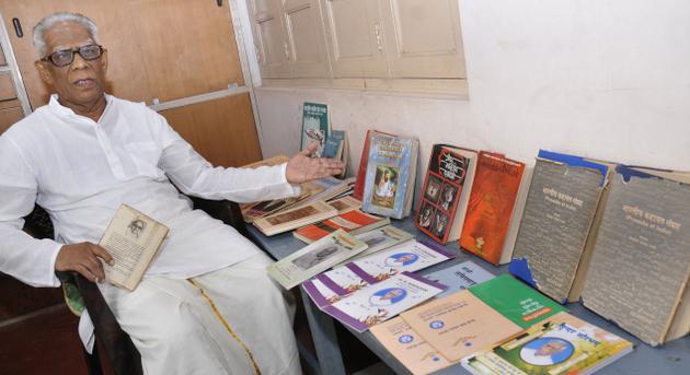 Dr. N. Sundaram. retired Professor of Hindi