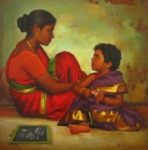 அம்மாவின் கட்டுப்பாடு