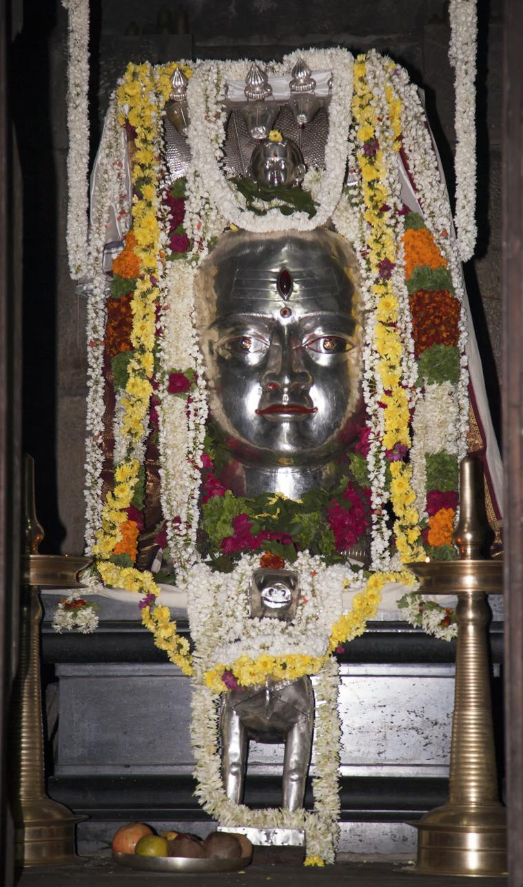 விபாண்டகமகரிஷி சிவலிங்க வடிவாக