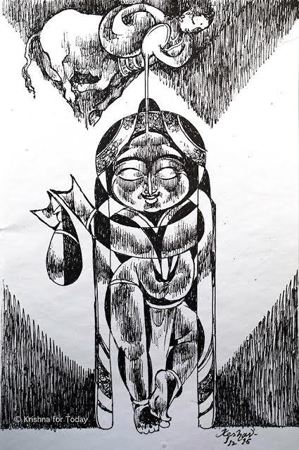 161201 - Govinda Pattabhishekam -drawing -lores