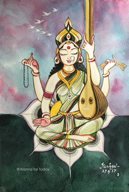 170927  Sharada -Devi series 08-lr