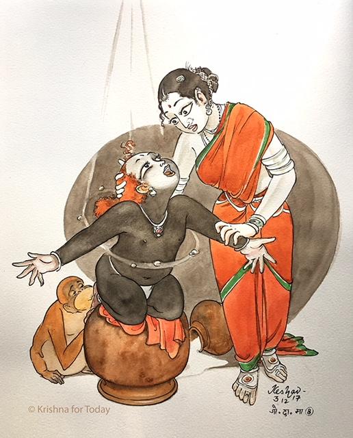 171208 - Govinda Damodara Madhaveti 08 -lr