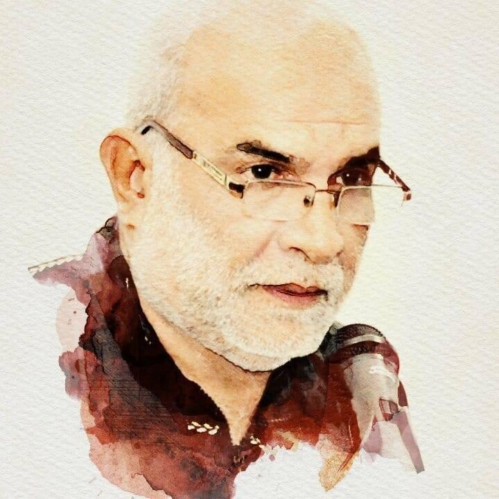 Writer Memon Kavi